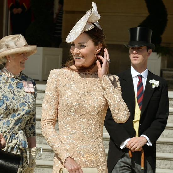 Kate Middleton at Prince Philip's Birthday June 2014