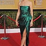 Sandra Bullock at the SAG Awards in Lanvin