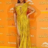 Lion King Premiere Beyoncé