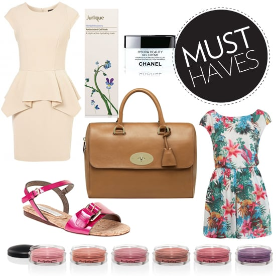 Best New Fashion and Beauty Products For June 2012