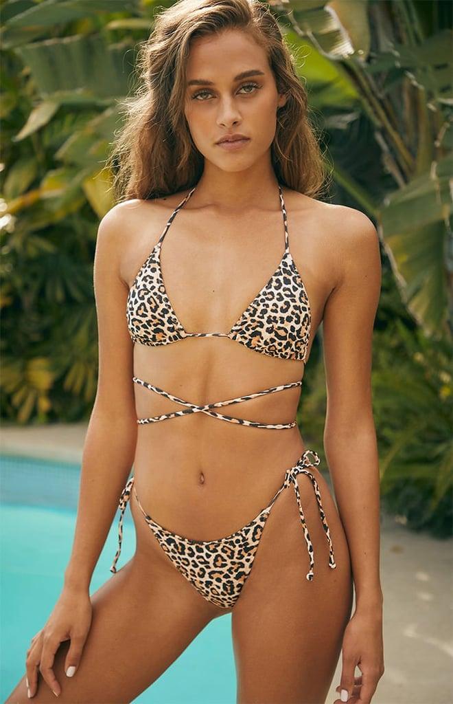9ebbad25a7 Kendall and Kylie Leopard Lola Bikini | Cheap Bikinis 2019 ...