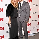 Rachel Zoe and Rodger Berman celebrated their love of shoes in NYC.