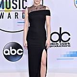 Lili Reinhart at the 2017 American Music Awards