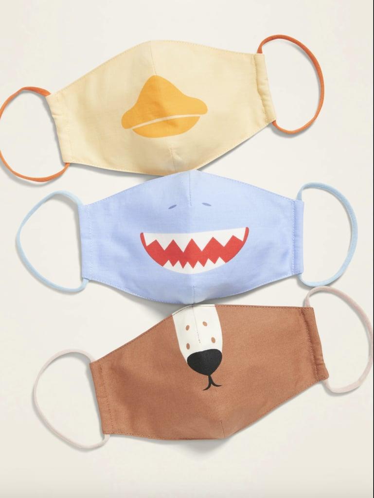 Duck, Blue Shark, Deer