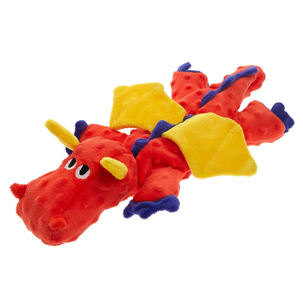Top Paw Tuff with Bite Shield Protection Dragon Dog Toy