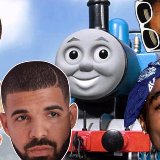 Thomas the Tank Engine Rap Mashup