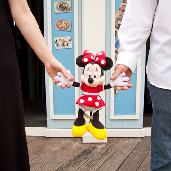 Disney World Gender Reveal