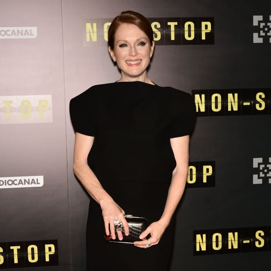 Julianne Moore's Non-Stop Premiere Dress