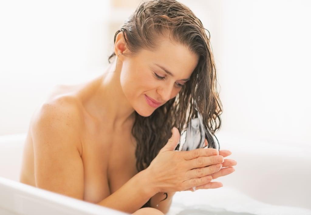 Preshampoo Hair Treatment