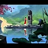 """Mi Reflejo,"" Mulan"