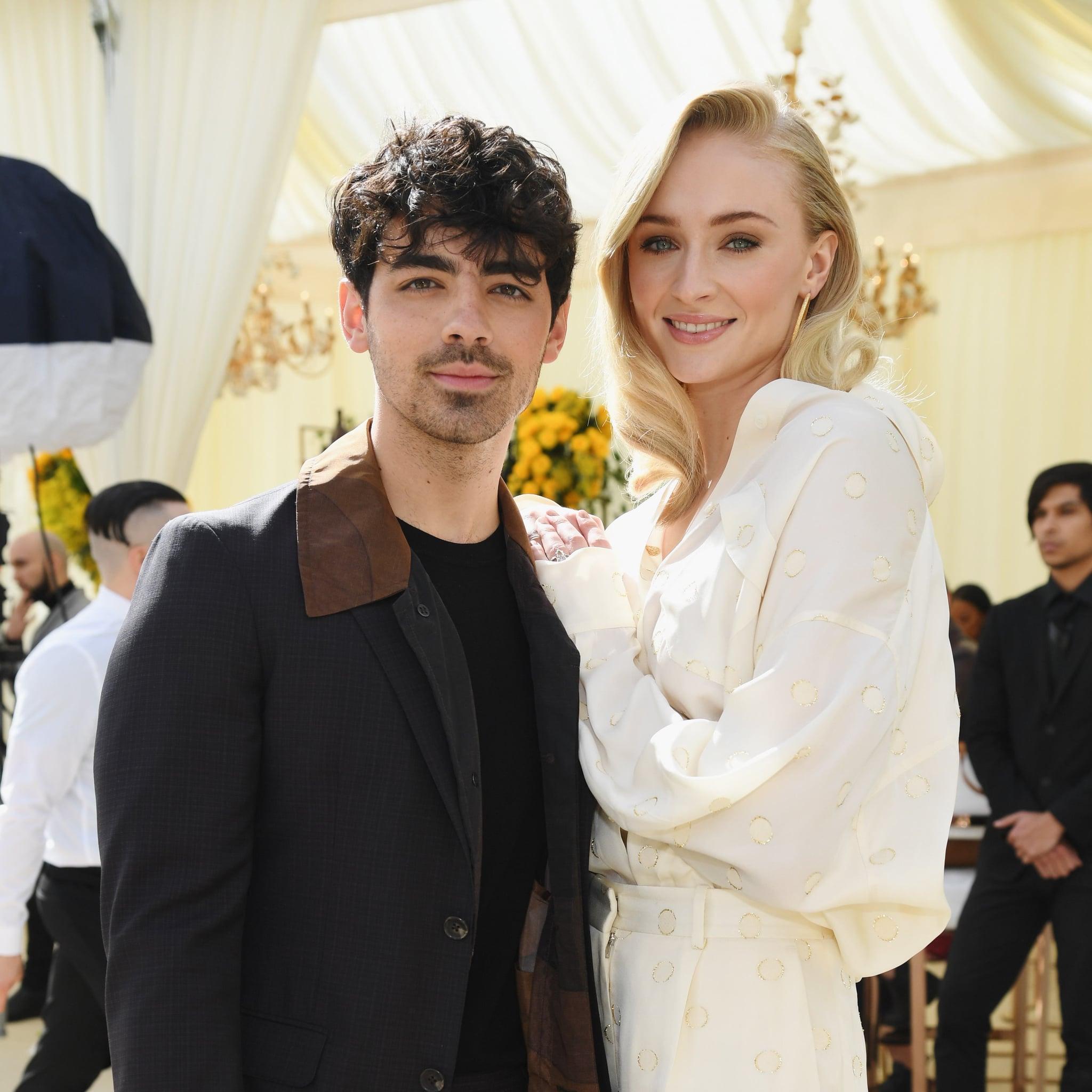 Sophie Turner and Joe Jonas's Wedding Details | POPSUGAR Celebrity