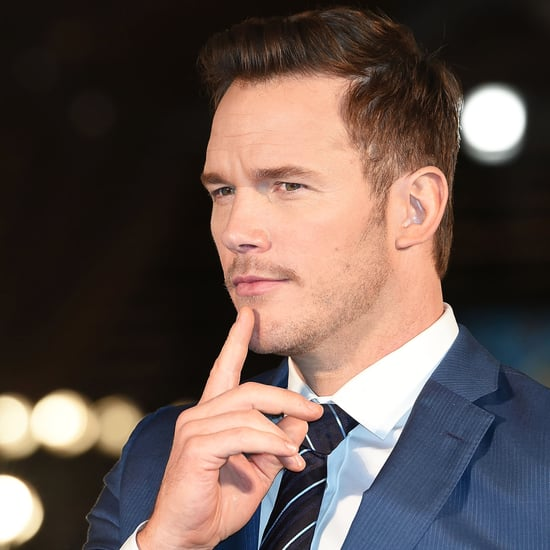 Chris Pratt at the Guardians of the Galaxy 2 Tokyo Premiere