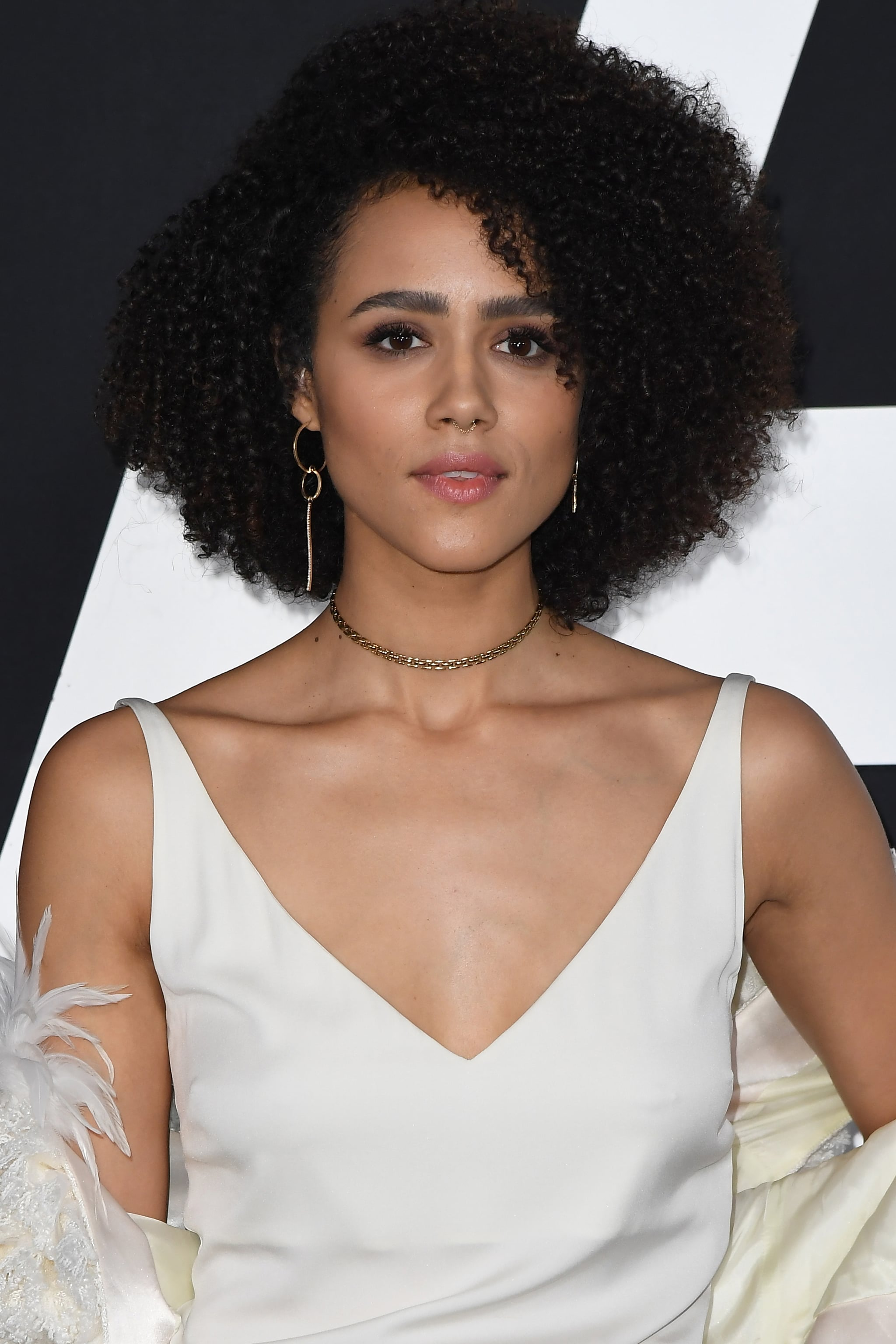 Nathalie Emmanuel As Ramsey The Fate Of The Furious The Full Cast Popsugar Entertainment Photo 7