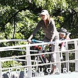 Pregnant Gisele in Boston With Ben | Pictures