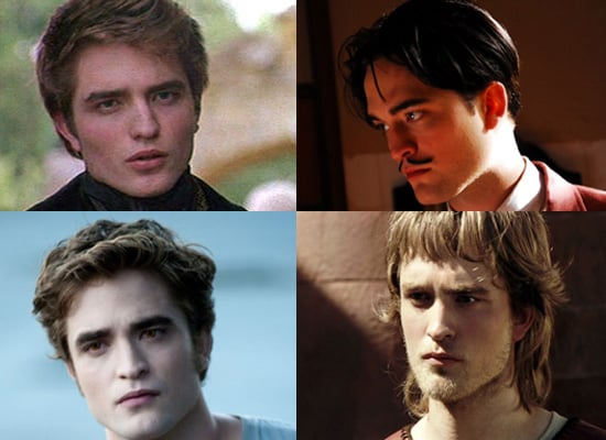 Man Mane: Check Out All of Robert Pattinson's On-Screen Hairstyles!