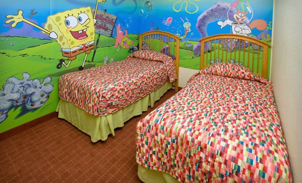 Nickelodeon Suites —Orlando, FL
