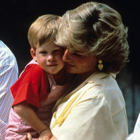 How Prince Harry Honoured Princess Diana at His Wedding