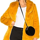 Eaves Faux Fur Coat