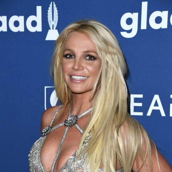 Britney Spears Launching Hair Care