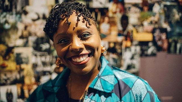 Patrisse Cullors | artist, author, and cofounder of Black Lives Matter