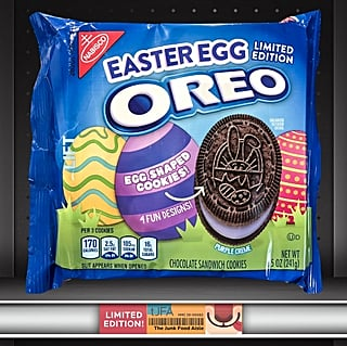 Easter Egg Oreos 2019