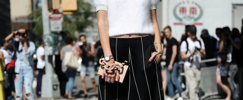 See All the Bags and Shoes That Stopped Traffic at NYFW