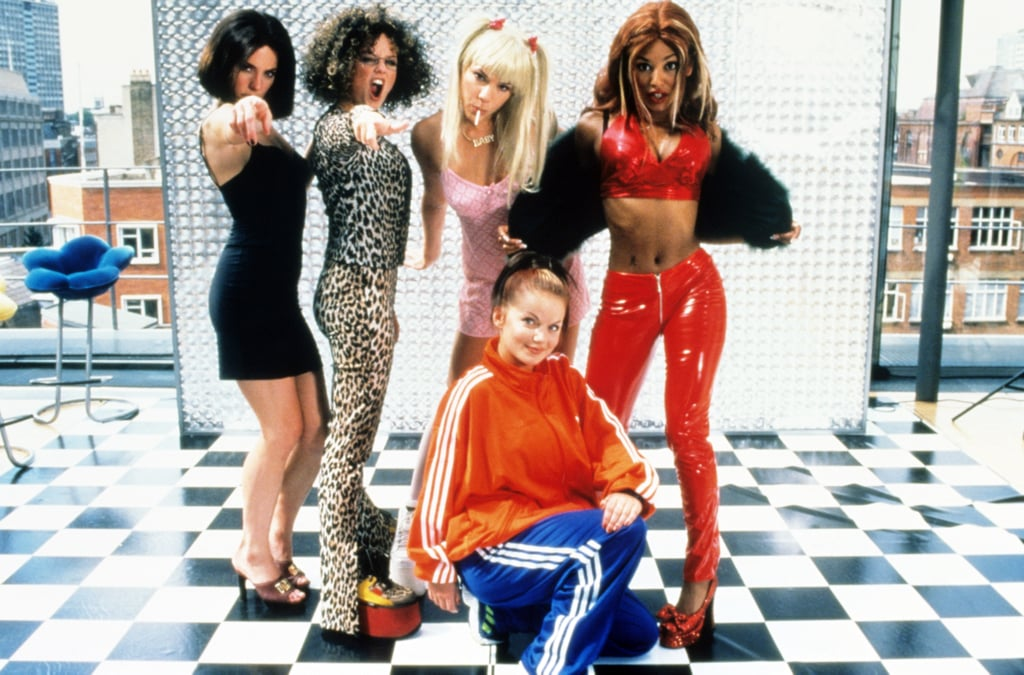 Spice Girls Halloween Costumes