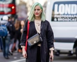 We're Very Into Green Hair For Fall: Once You See How Cool It Is, You Will Be Too