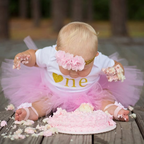 Baby Cake-Smash Photo Ideas