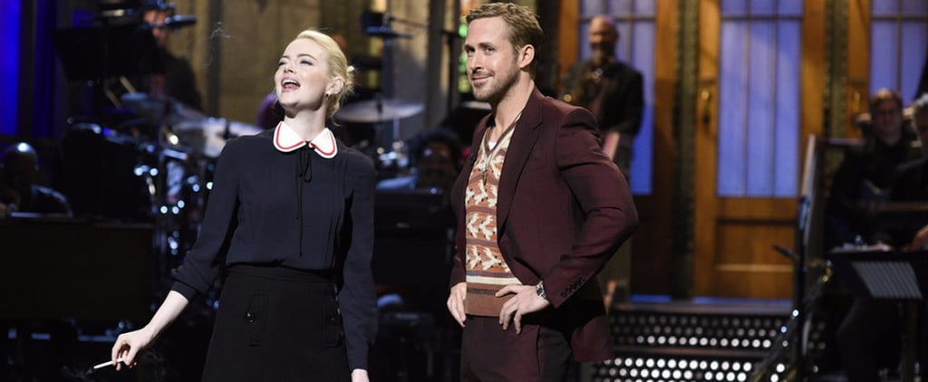 Ryan Gosling and Emma Stone Make Fun of Their La La Land Characters on SNL