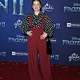 Erika Christensen at the Frozen 2 Premiere in Los Angeles