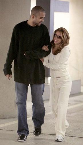 Eva and Tony Reunited