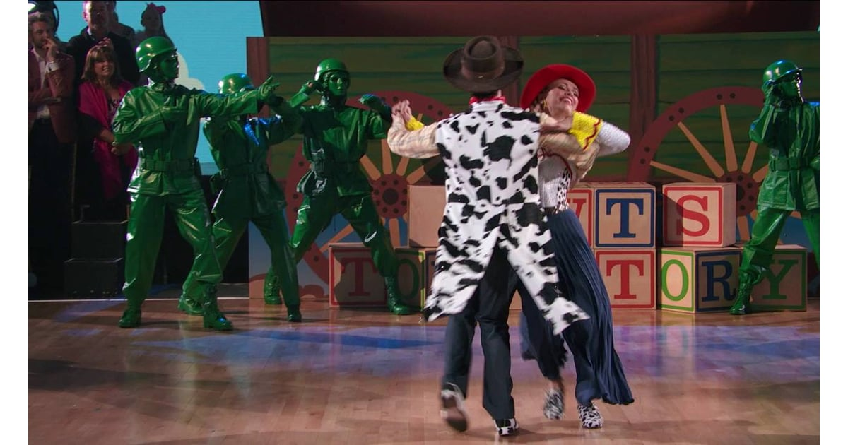 Paige And Mark S Quickstep To You Ve Got A Friend In Me From Toy