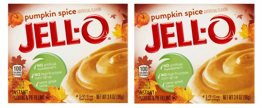 Pumpkin Spice Jell-O Pudding Is Back, Because Nothing Is Off Limits This Fall