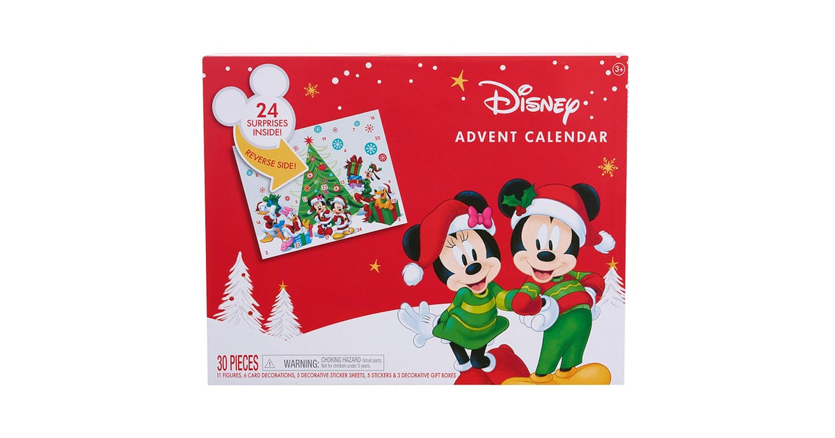 disney mickey mouse advent calendar disney and disney. Black Bedroom Furniture Sets. Home Design Ideas