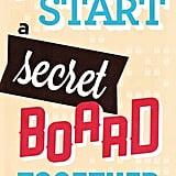 Secret board romance