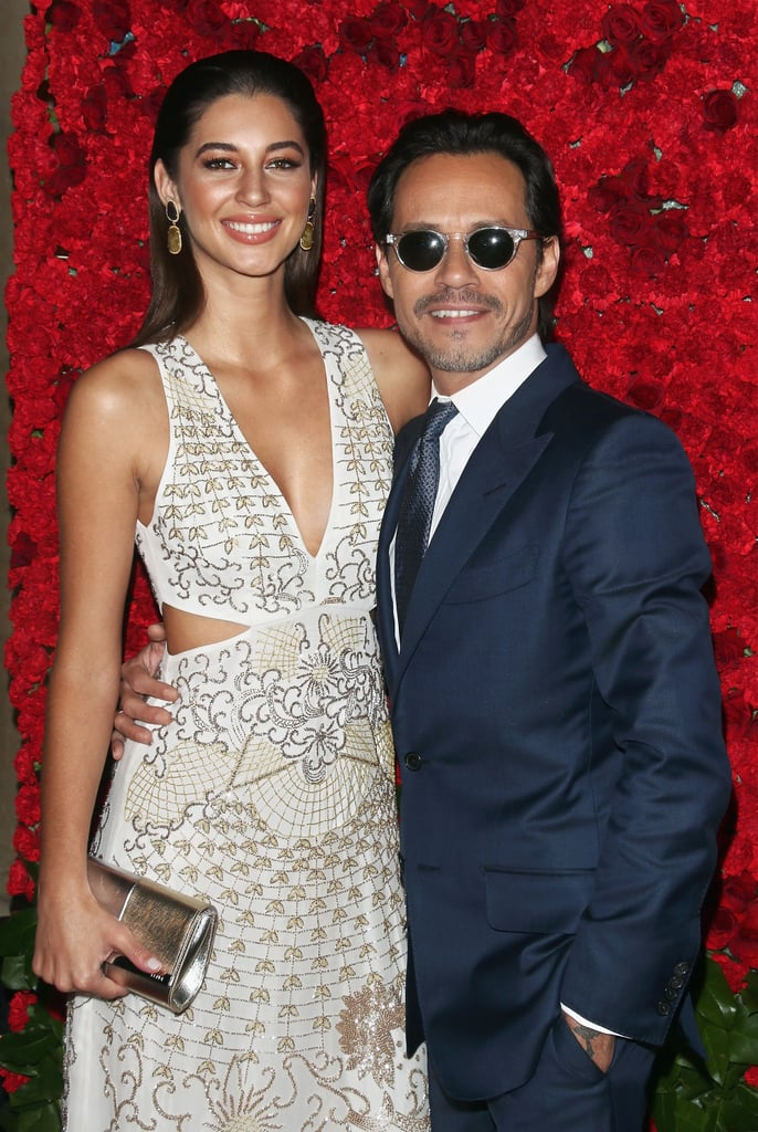 Marc Anthony and Mariana Downing's First Red Carpet