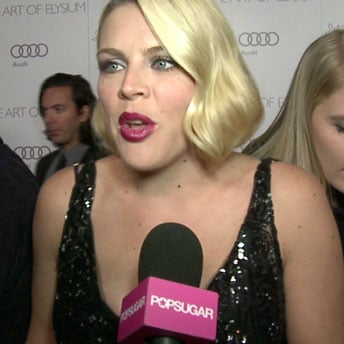 Busy Philipps Talks Pregnancy (Video)