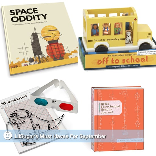 Best Kids' Products For September 2011