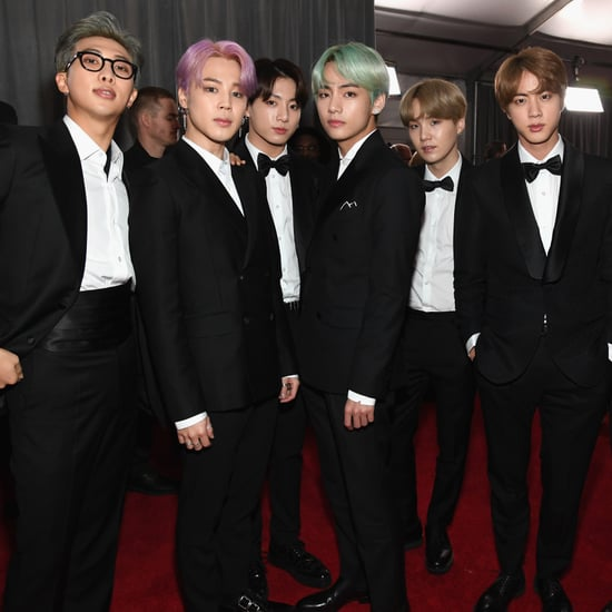 BTS Grammys Red Carpet 2019