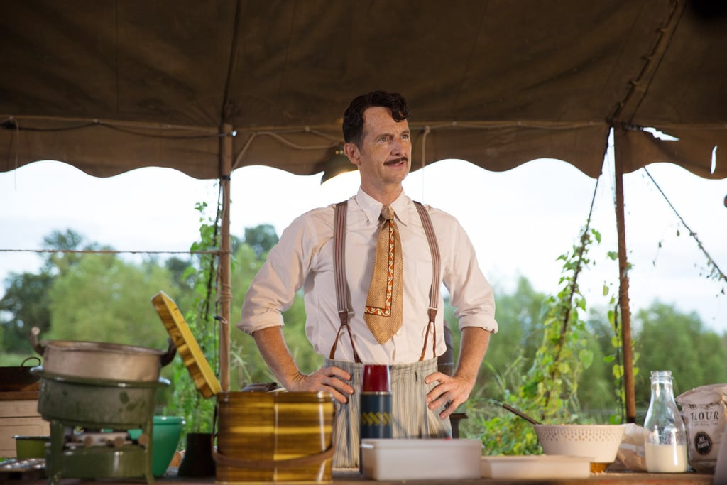 O'Hare as Stanley in Freak Show