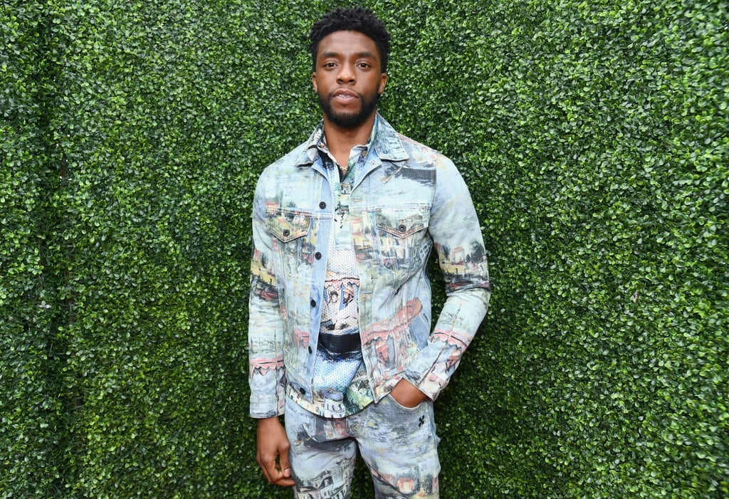 Black Panther Cast at the MTV Movie and TV Awards 2018