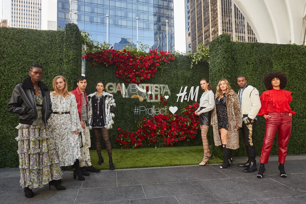 Inside The NYC Giambattista Valli x HM Event