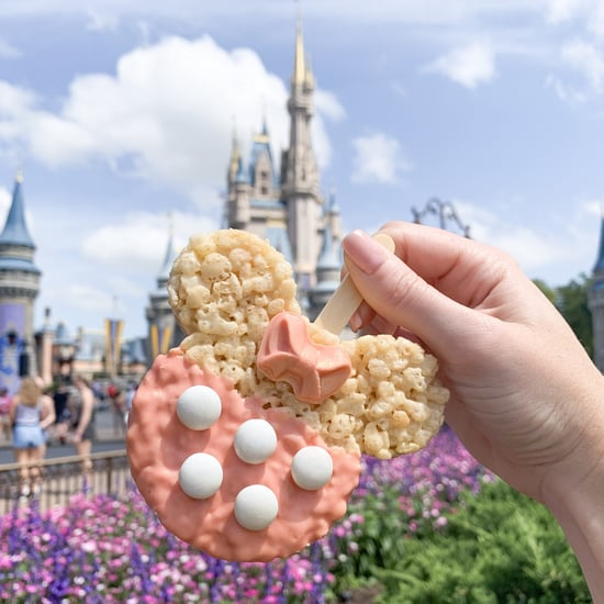 How to Make Disney Rose Gold Treats