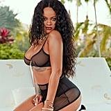 Rihanna Posing For the May 2020 Savage x Fenty VIP Members Drop