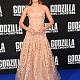 Millie Bobby Brown at the Godzilla: King of the Monsters London Premiere in 2019