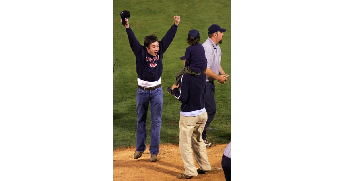 Fenway Fan - Celebrity Circuit - Pictures - CBS News