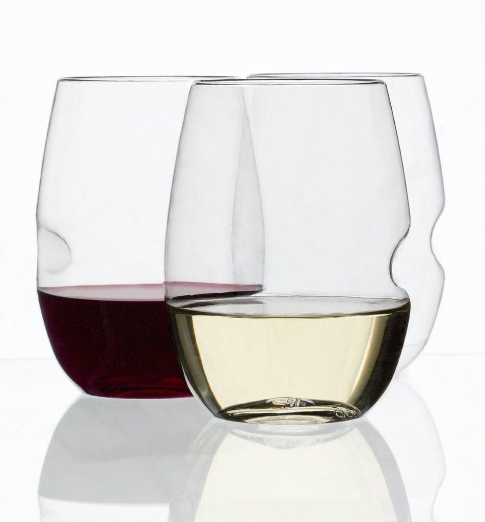 Shatterproof Wine Glasses ($20 for set of 4)