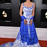 Angela Aguilar at Grammy Awards