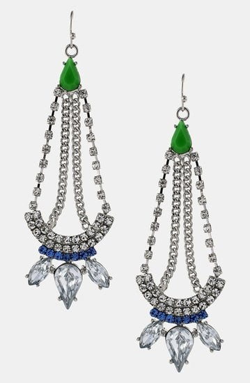 These Jessica Simpson Tropic Nights earrings ($28) might just become the pair you wear to your special occasions all Summer.